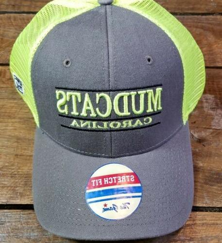 NEW Carolina Mudcats Mesh Trucker Hat Cap Minor League Baseb