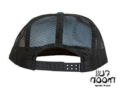 New Gray Blue Mens Snapback Hat