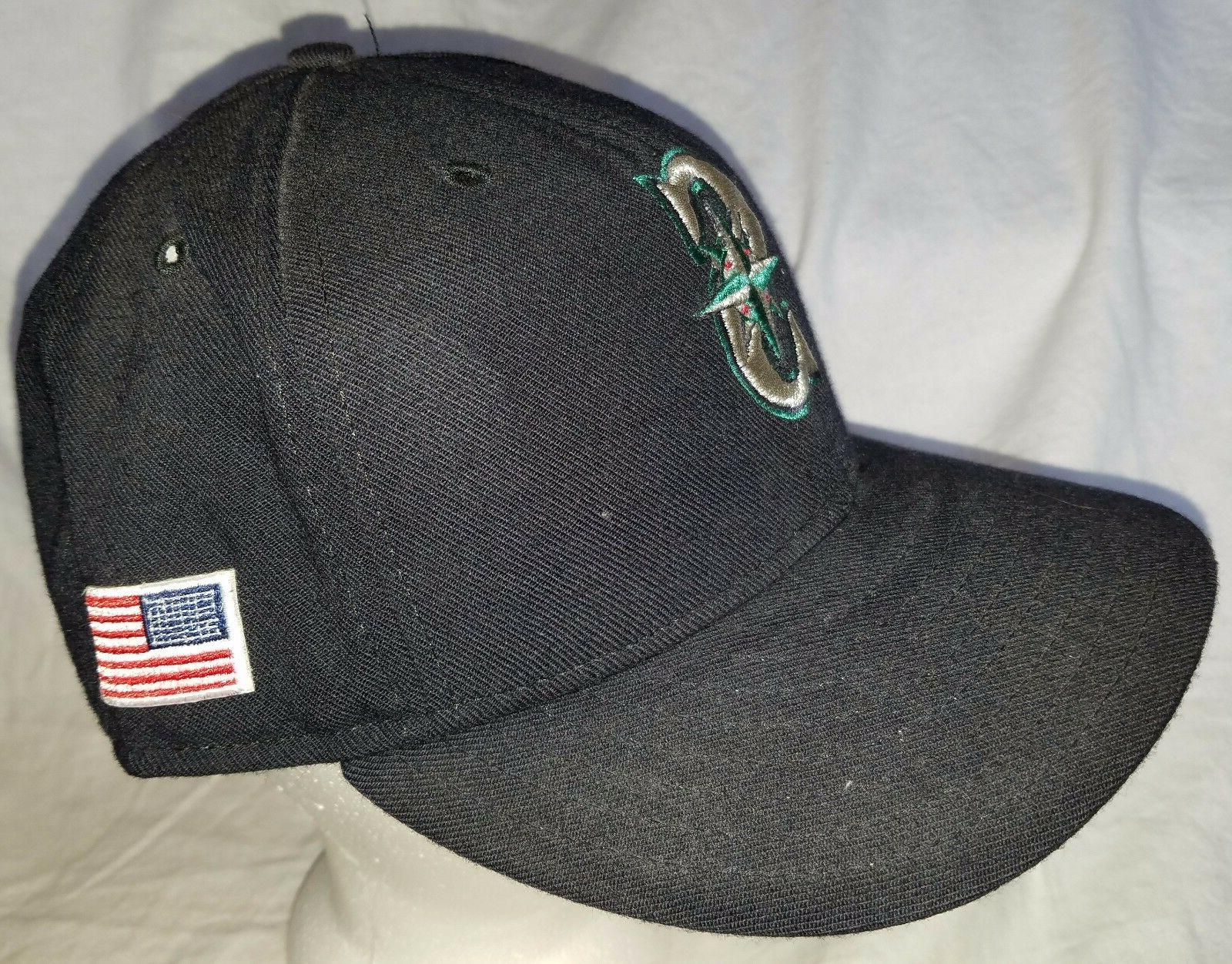 New Era Diamond Collection Seattle Mariners 9/11 Flag RARE F