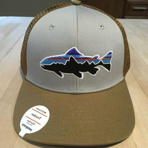 Patagonia Trucker With Tags - Grey w/