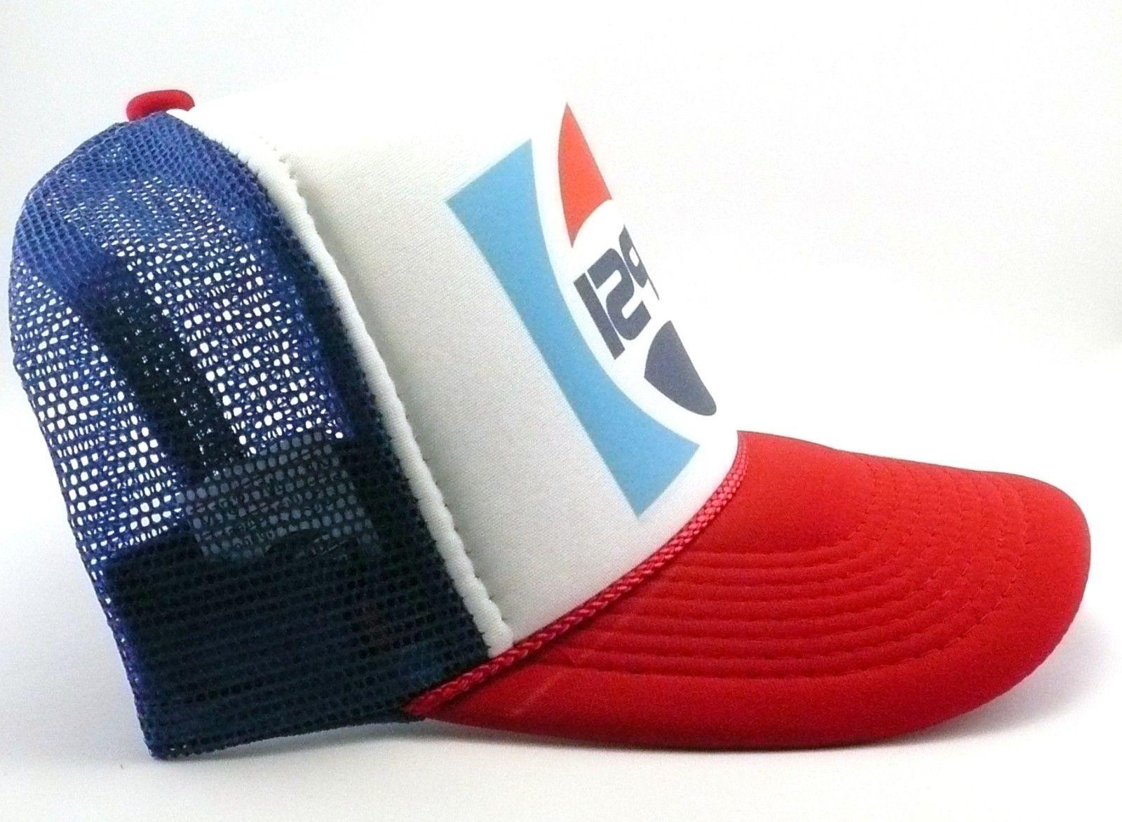 Pepsi hat snapback new vintage 1980's