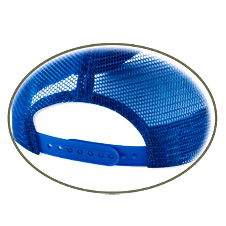 STRANGER THINGS Blue Hat Trucker Cap 80s