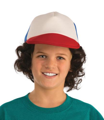 Stranger Things Dustin Mens Adult Costume Accessory Trucker