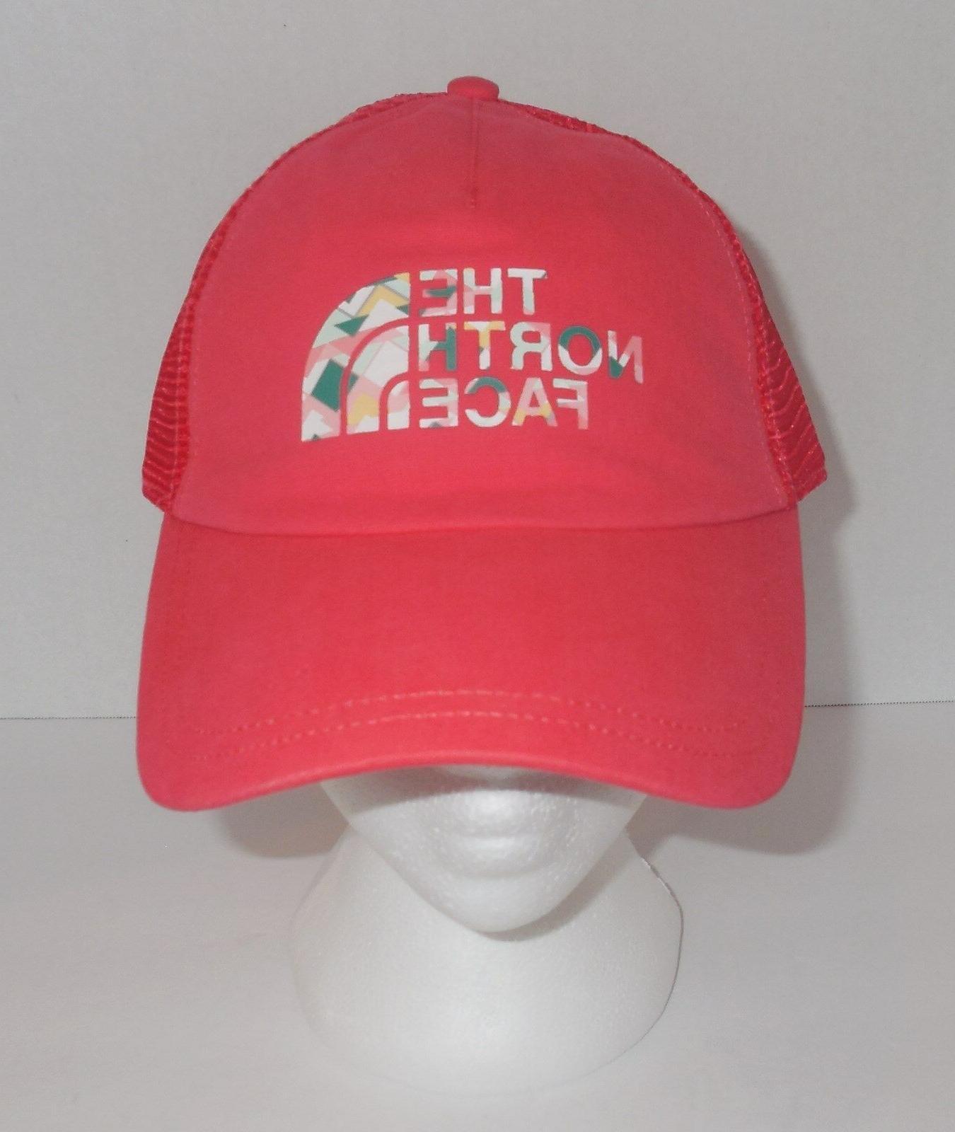 The North Face Lo Pro Trucker Hat Snapback New TNF