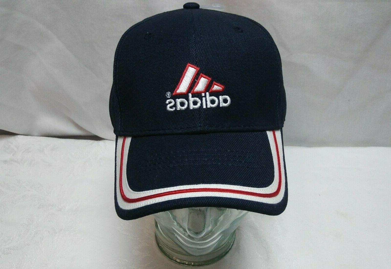 Adidas Adjustable Cap Red