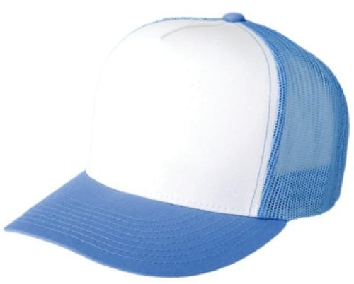 adjustable snapback classic trucker hat by 6006