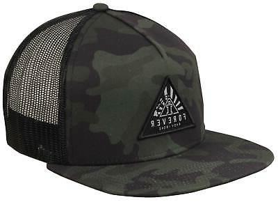 ai forever trucker hat camo new