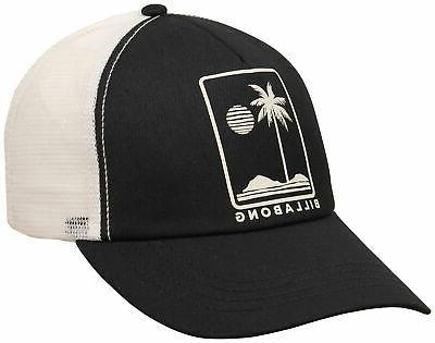 aloha forever women s trucker hat black