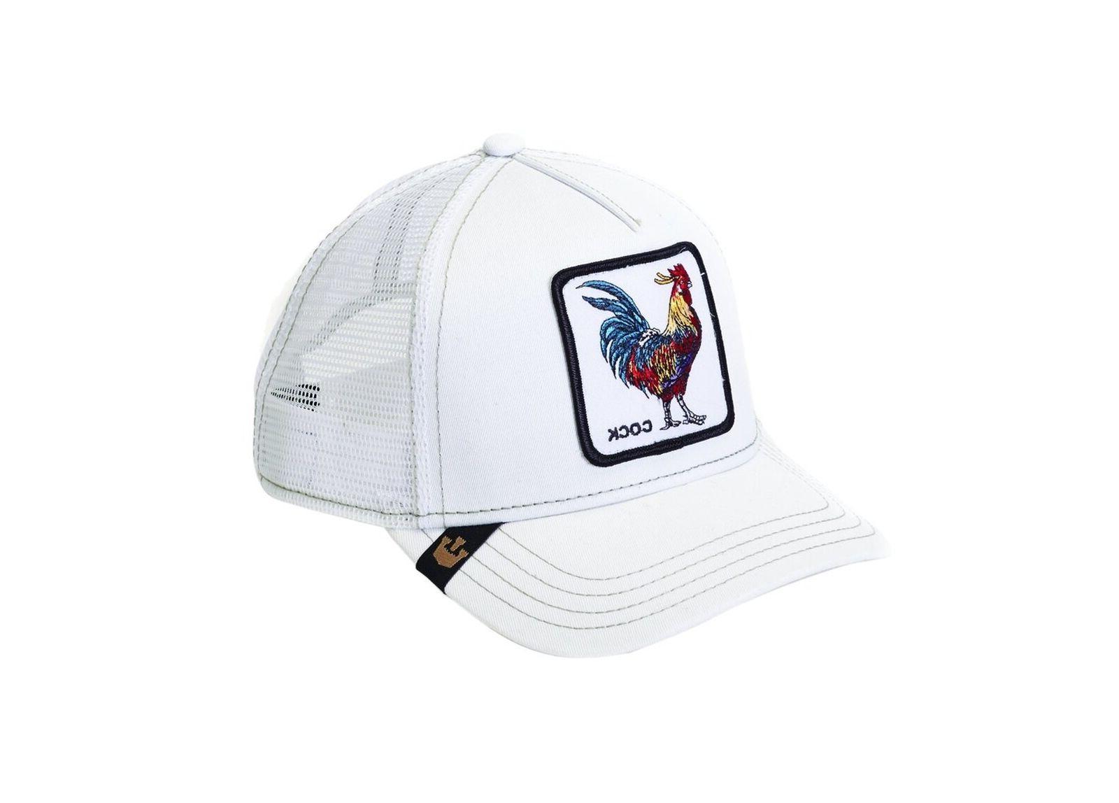 Goorin Bros. Animal Farm Trucker Snapback Hat Cap Gallo All