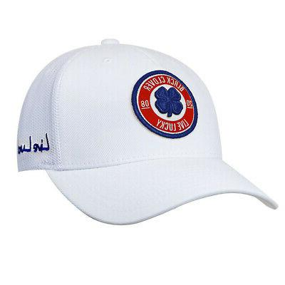 anniversary patch adjustable snapback hat
