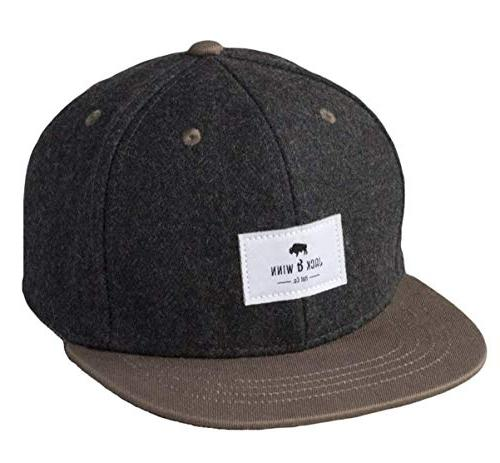 baby snapback henry wool by jack
