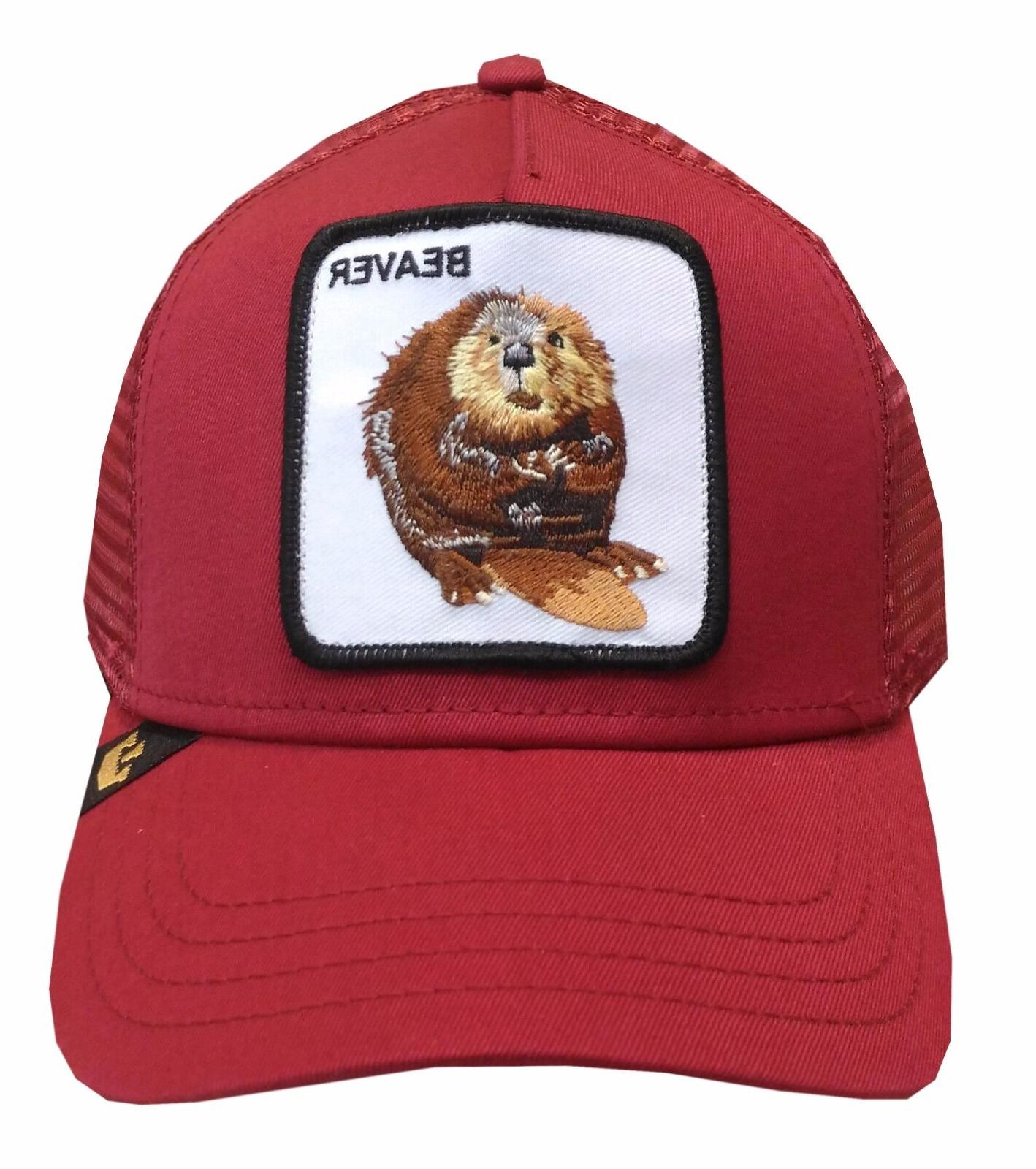 Animal Hat in Red Color