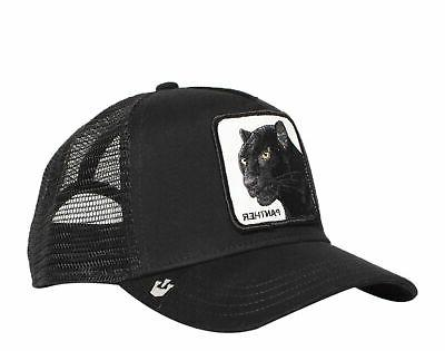 black panther men s trucker hat 101