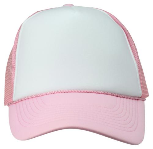 Tone Cap in Pink and