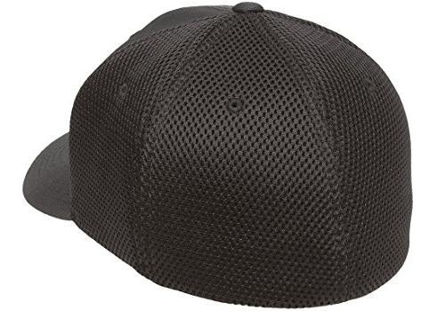 Premium Ultrafibre Fitted Hat Cap Flex Fit Large