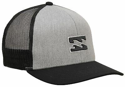 boy s all day trucker hat grey