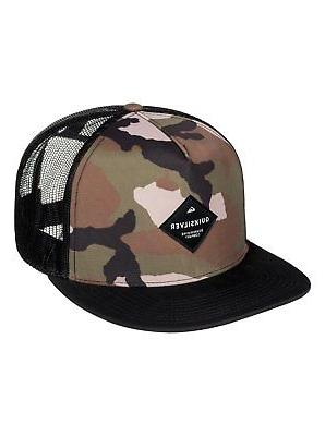 Quiksilver™ Brillings Trucker Hat AQYHA03852