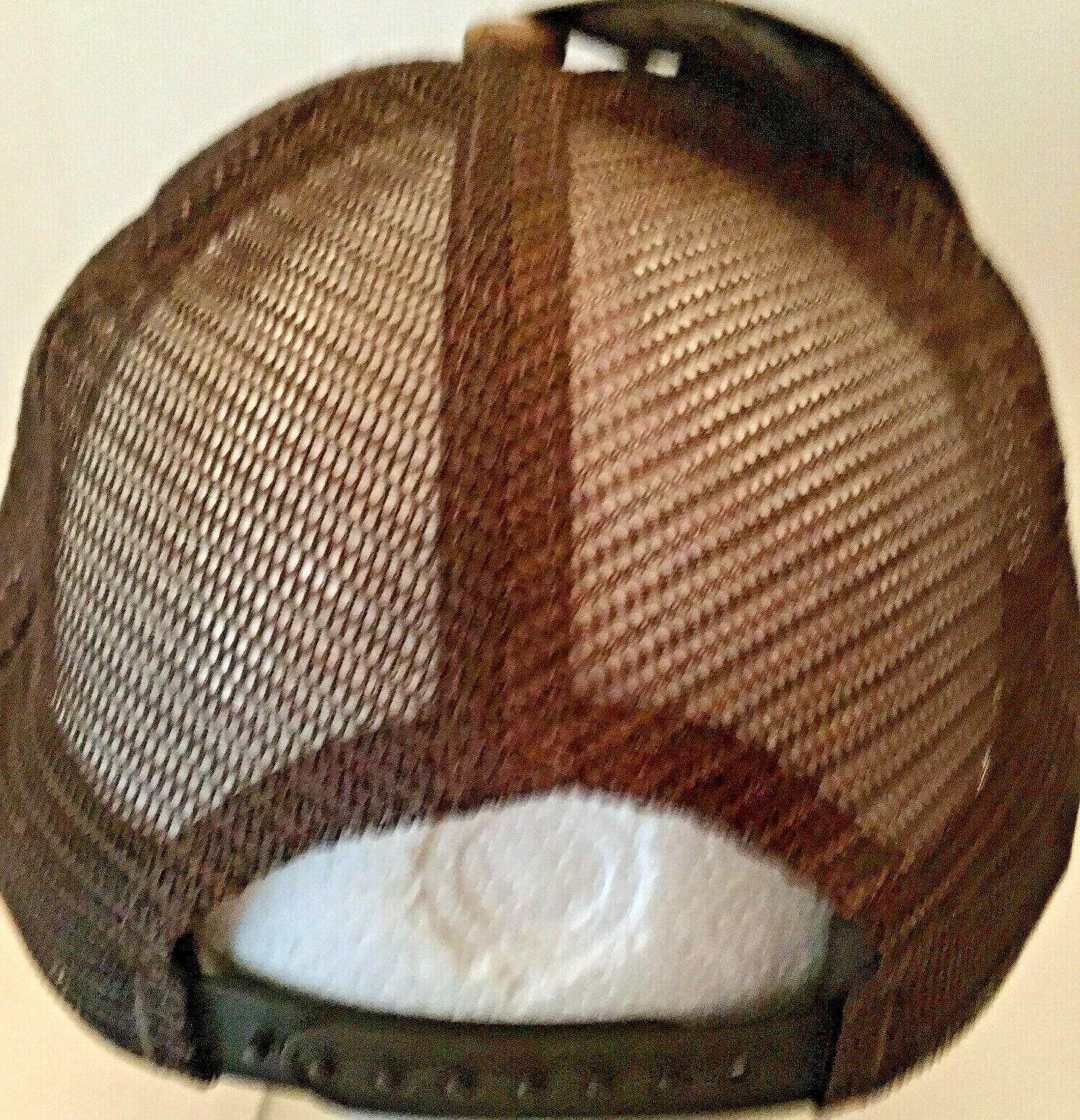 John Brown / Green Trucker Mesh Snapback Hat