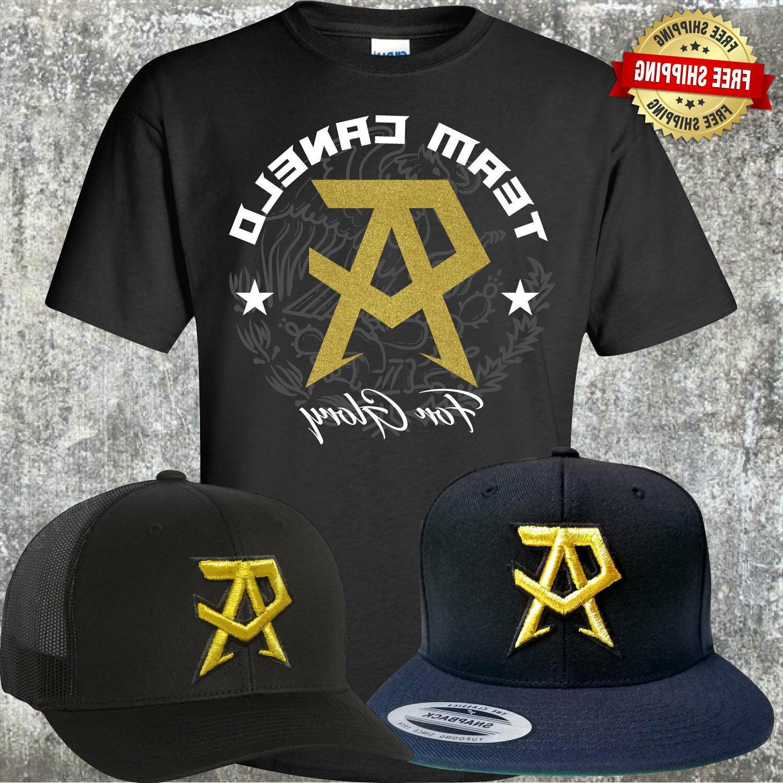 canelo saul alvarez hat with free t
