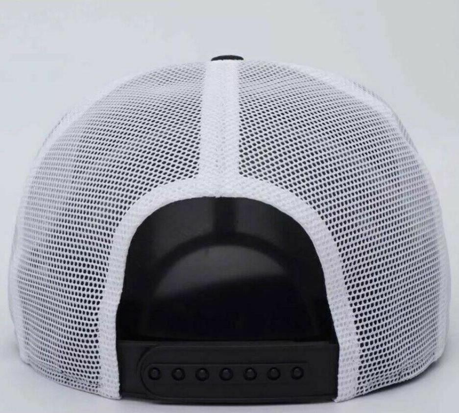 Nike Classic Hat Black Snapback Mesh Unisex New
