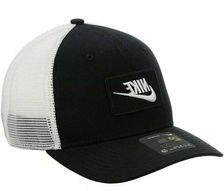 classic 99 trucker hat black white snapback