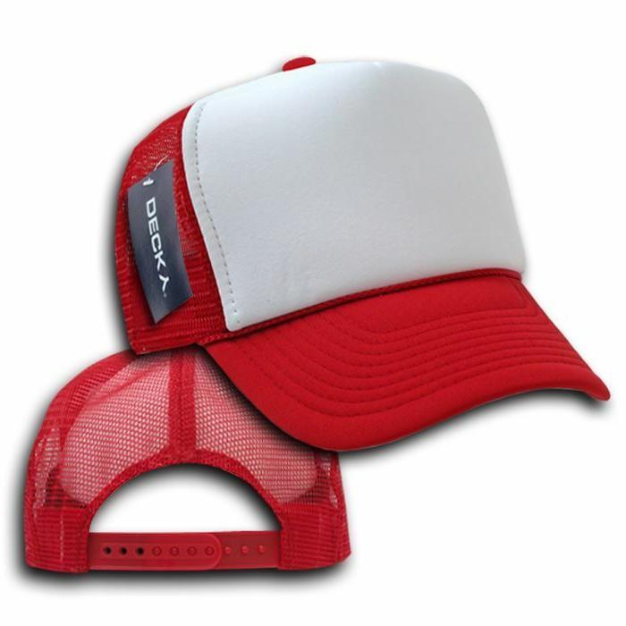 Decky Caps Tone Blank