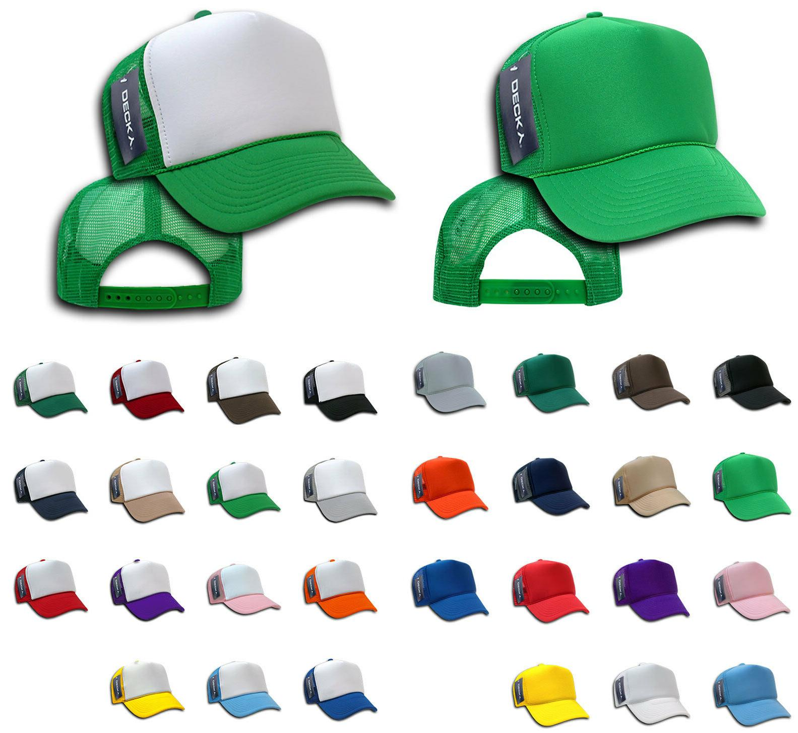 Decky Caps Two Tone Snapback