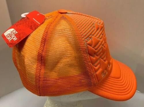 The North Face Cross Stitch Trucker Hat Snap Back Men