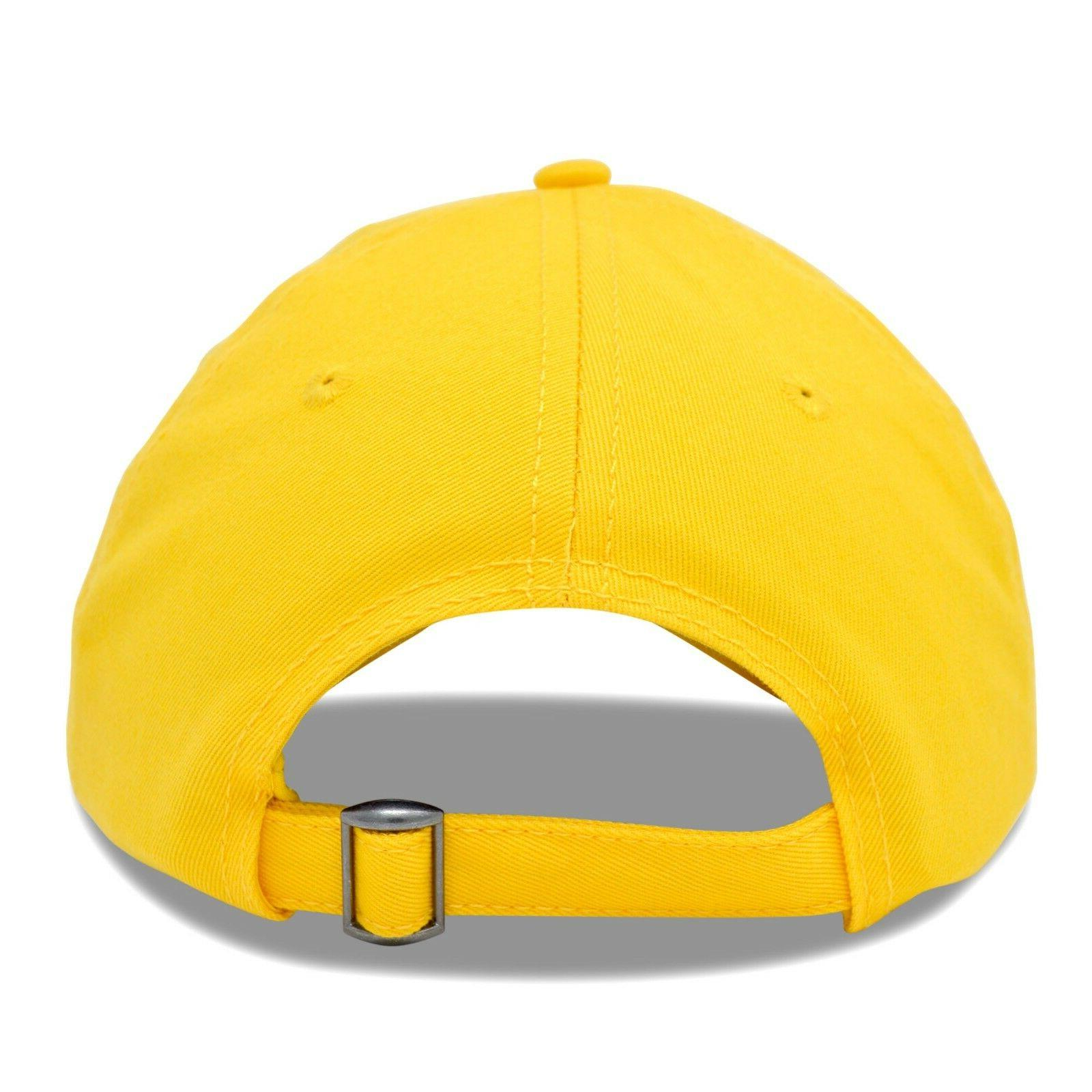 DALIX Dad Palm Tree Caps Mens in Gold