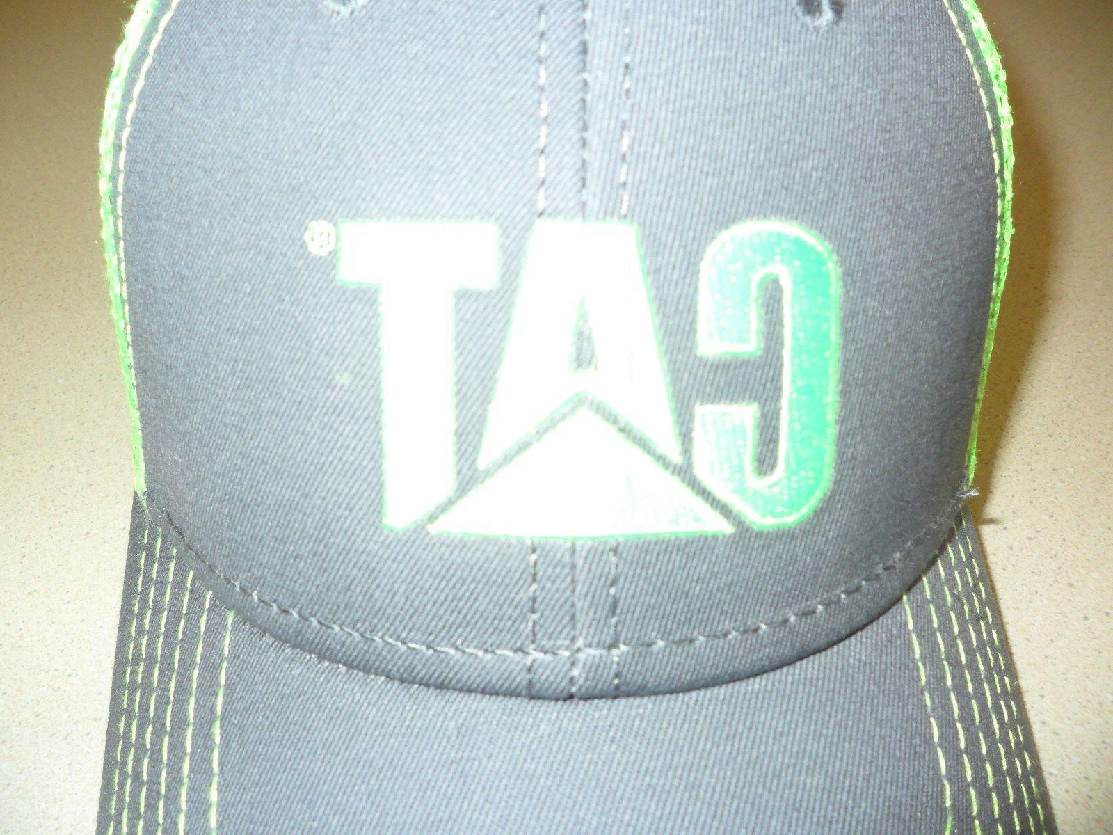Caterpillar Hat Green logo mesh Cap