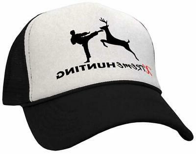 EXTREME HUNTING - NEW Vintage Style Trucker Hat, MANY COLORS
