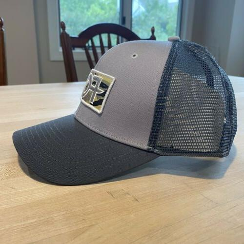 Patagonia FCD Anvil Trucker New With Grey Fall