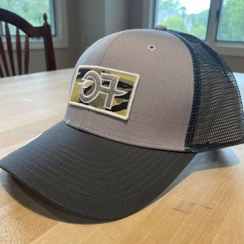 Patagonia Trucker Hat - With Tags - Drifter Grey