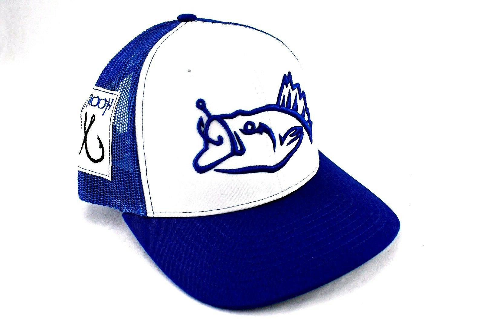 fishing hat MAD Hooked Fishing Fish Gone Outdoor Sports Base
