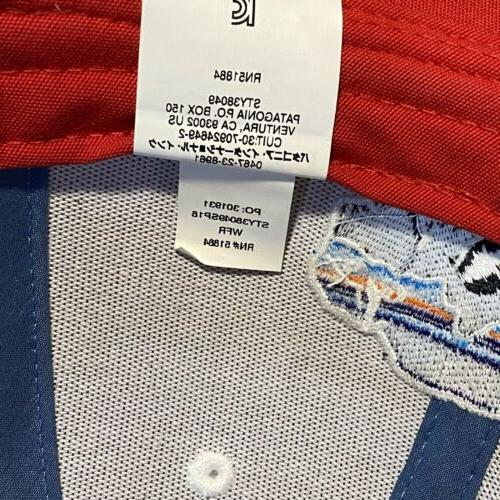 Patagonia Trucker Very Good - Fire Red