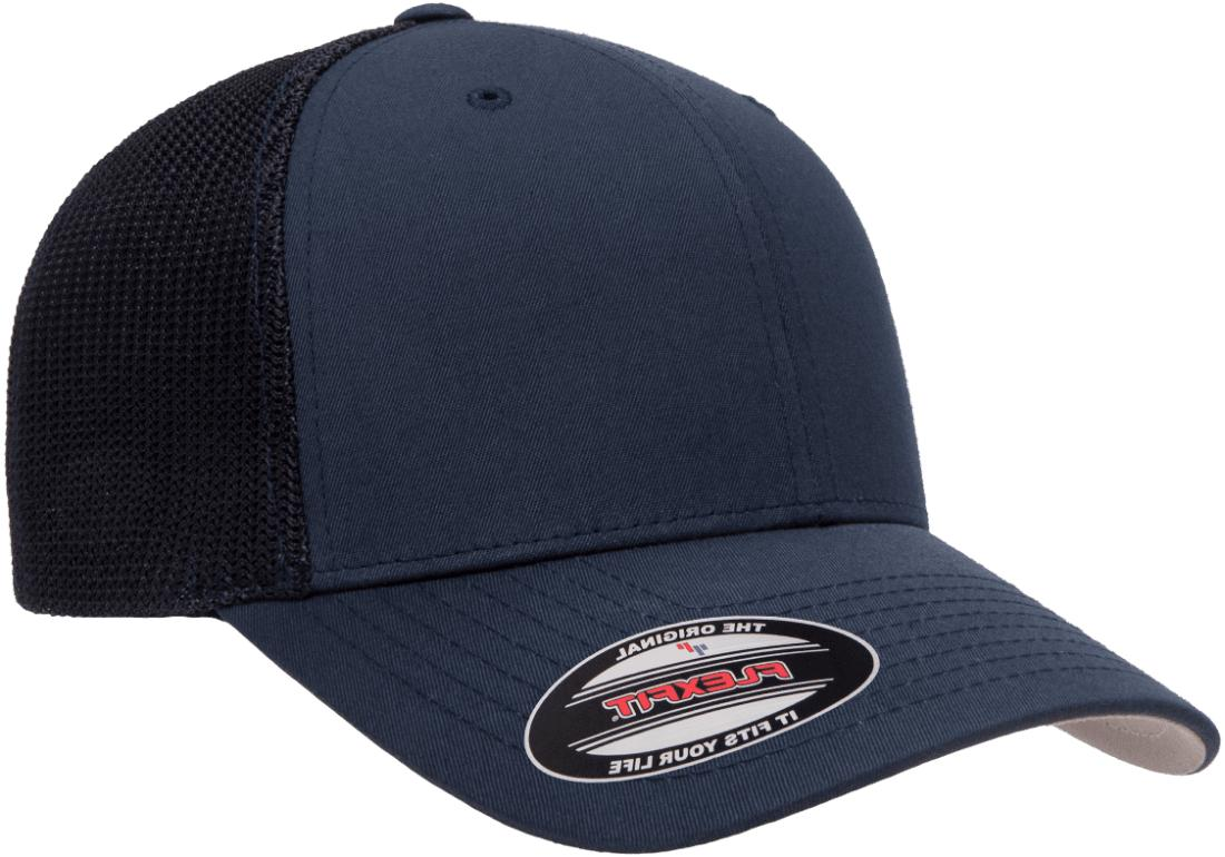 Flexfit® 6511 Trucker Baseball Cap Fit
