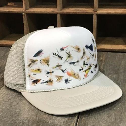 Fly Hat Vintage 80's Snapback Cap Grey