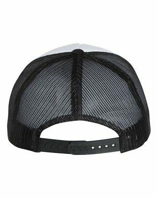 Yupoong Foam Cap with Curved Visor 6320 five-panel, high-profile