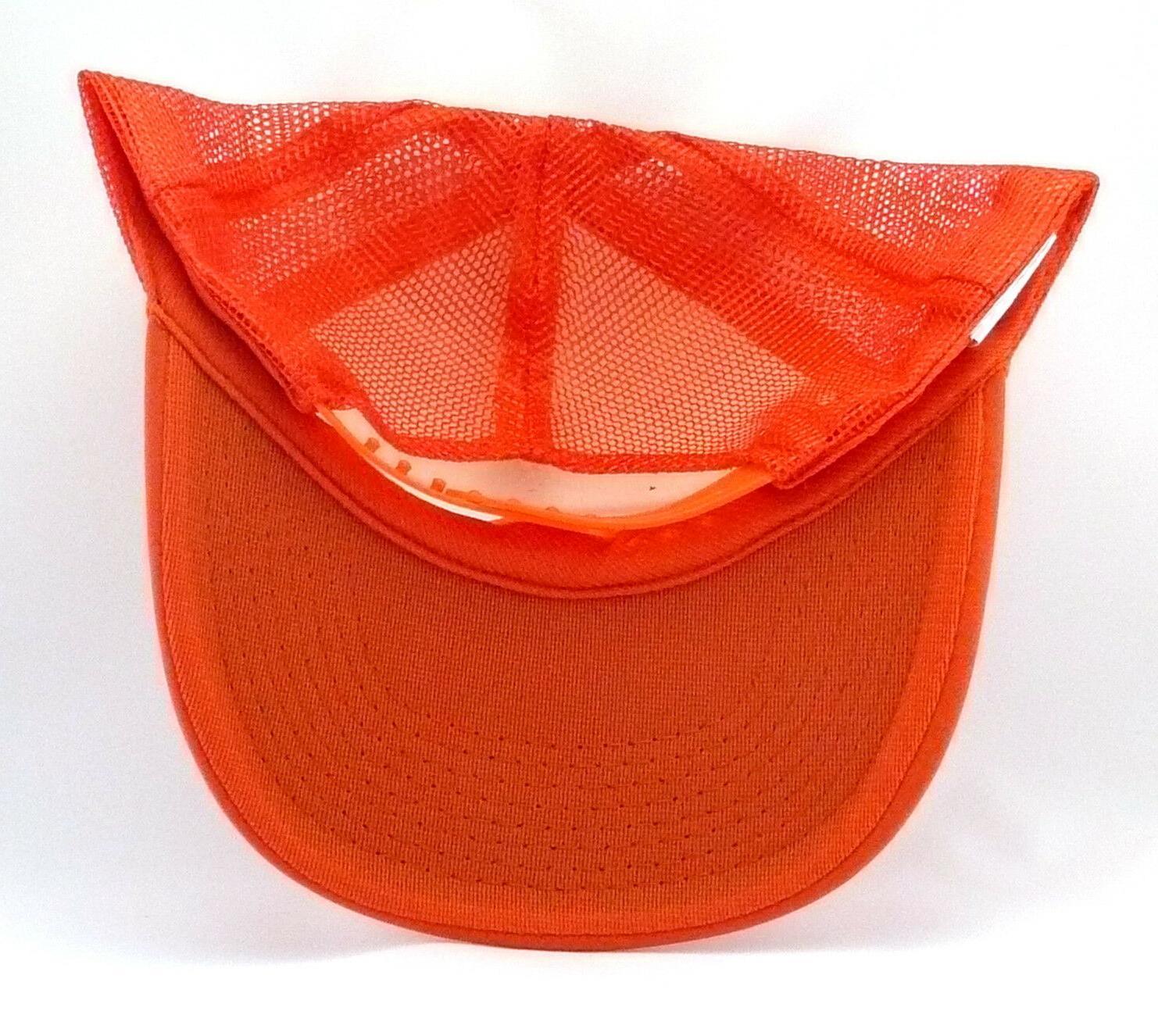 Gatorade mesh orange adjustable New