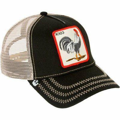 Goorin Bros Men's Patch Trucker Hat Cap