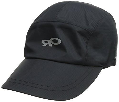 halo rain cap black 1size