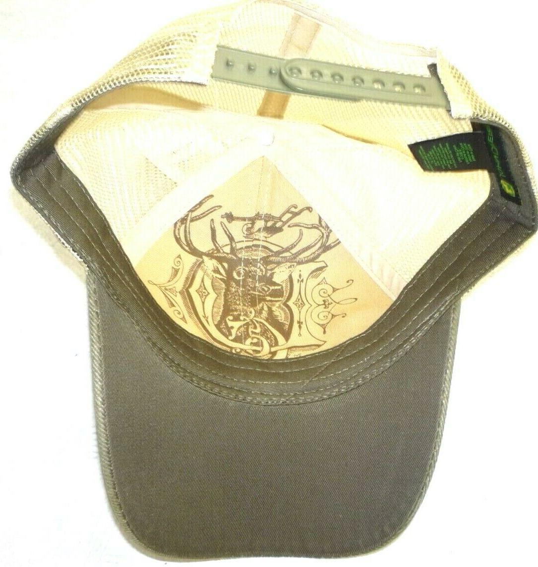 John Hat, Deere 13080449 ov NWT. Olive