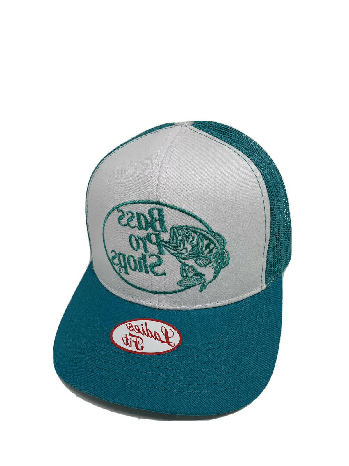 Bass Pro Hat Embroidered Logo Hunting