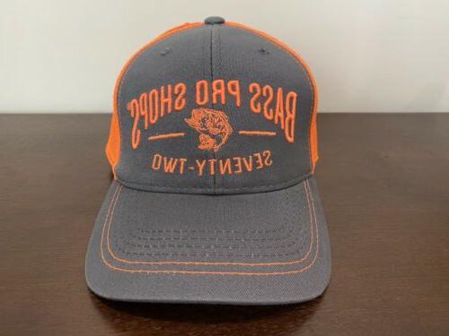 Bass Shops Embroidered Baseball Cap Fishing