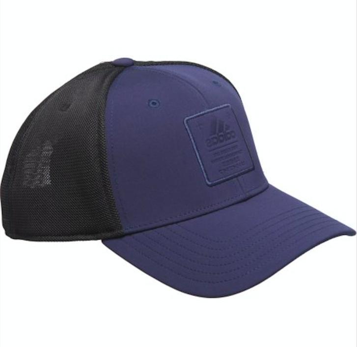 Adidas Baseball Trucker Hat Navy