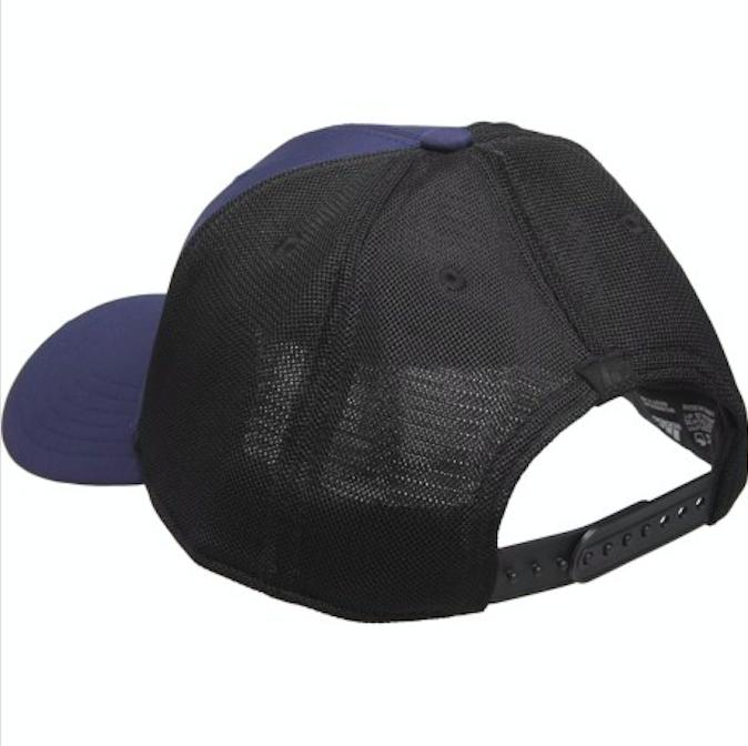 Adidas Hat Baseball Cap Back Trucker Hat Navy