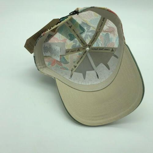 prAna Trucker Hat Organic Cotton O/S
