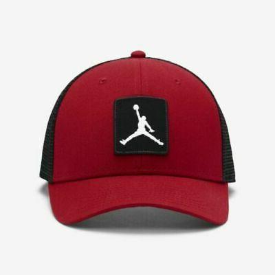 Nike Jordan Trucker Mesh Panels