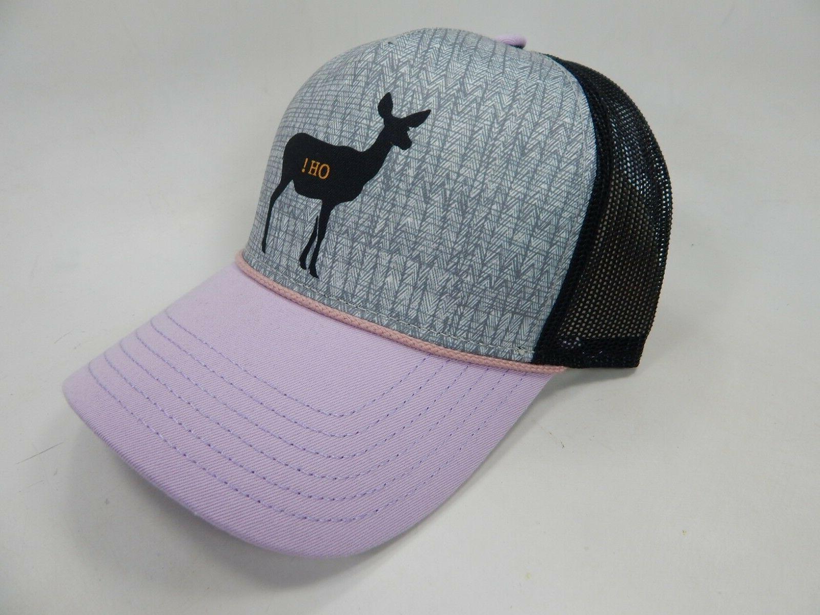prAna Adjustable Snapback Hat Cap