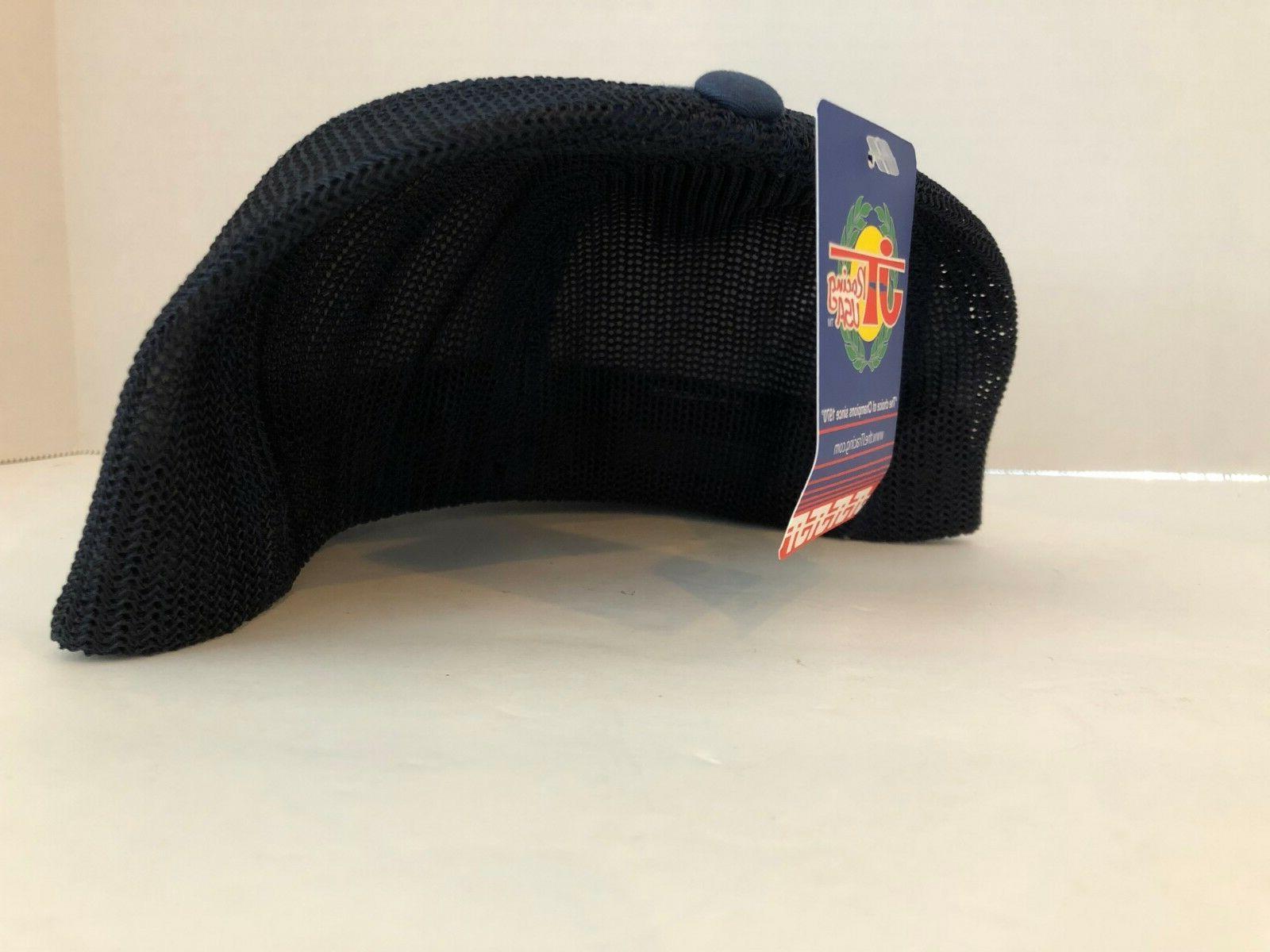 JT USA Blue L/XL Flex Fit Hat - New w/